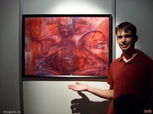 выставка работ гигера