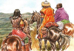 Одомашнивание лошади